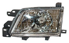 TYC 20-6462-00 Subaru Forester Driver Side Headlight Assembly