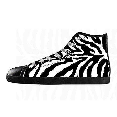 Stampa Di Women s Da Scarpe Shoes Canvas Ginnastica Lacci Alto Custom Tetto  Zebra Delle I EZqx4FSw 1fdb1bda5d8