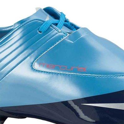 Nike Mercurial Steam V Fg Blu / Nero