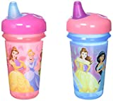 The First Years Disney 2 Piece Baby Stackable Soft Spout Cup - Princess