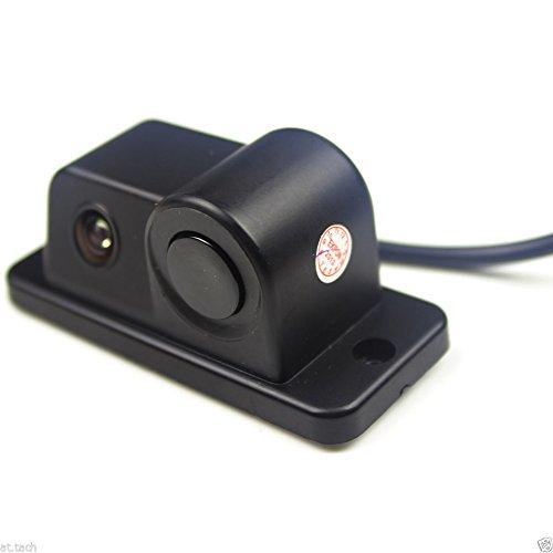 Alria 2in1 Car Parking Assistant System Sensor, Car Reversing Radar, Rearview Camera