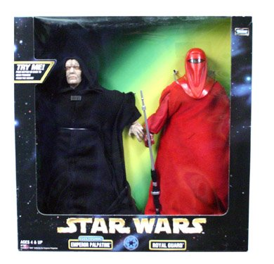 Star Wars Imperial Guard Costume (Star Wars Action Collection 12