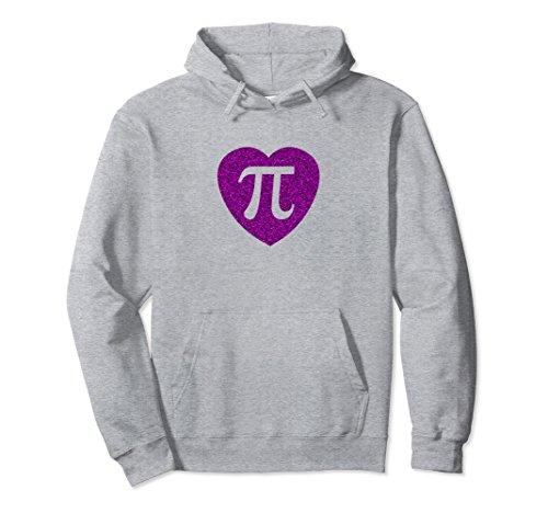 Unisex Love Pi Day - Math Celebration Cool Youth, Kids Hoodie Medium Heather Grey (Pi Kids Hoodie Math)