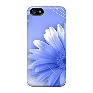 Hot Blue Ecstasy First Grade Tpu Phone Case For Iphone 5/5s Case Cover