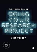 The Essential Guide to Doing Your Research Project, 3rd Edition Front Cover