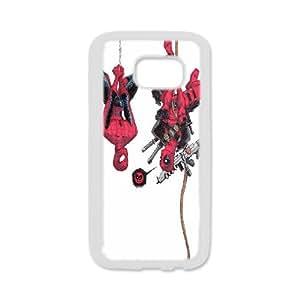 Water Spirit phone Case Deadpool For Samsung Galaxy S7 edge QQW733510