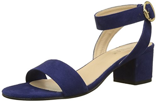 Sandals Vivace Strap Blue Deep JONAK 005 Blue Ankle Women's qawzSxt5I