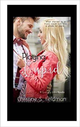 Playing Cupid: (Heavenly Bites Novella #3) (The Heavenly Bites Novellas) (Volume 3)