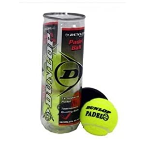 Dunlop Club All Court 4er Pack Tennisbälle