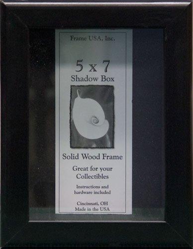 5x7 Shadow Box Wood Frame 2 1/8