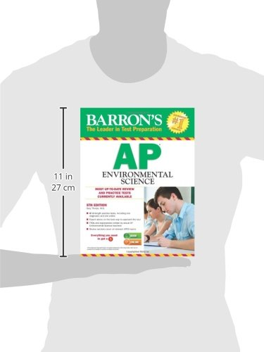 Barron's AP Environmental Science, 5th Edition