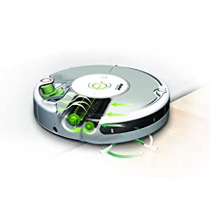 iRobot Roomba Pet Series 532 Vacuum Cleaning Robot