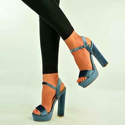 Vestir Gris Sintético Rosa De Sandalias Mujer Cucu Fashion Para Material 6qw14C