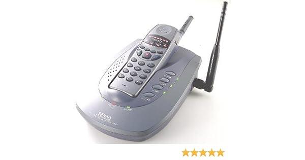 KRK2000 Telefono Inalambrico Larga Distancia: Amazon.es: Electrónica
