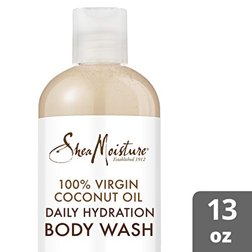SheaMoisture virgin coconut hydration bubble product image