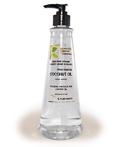 Earths Essentials Organic Fractionated Bottle USP