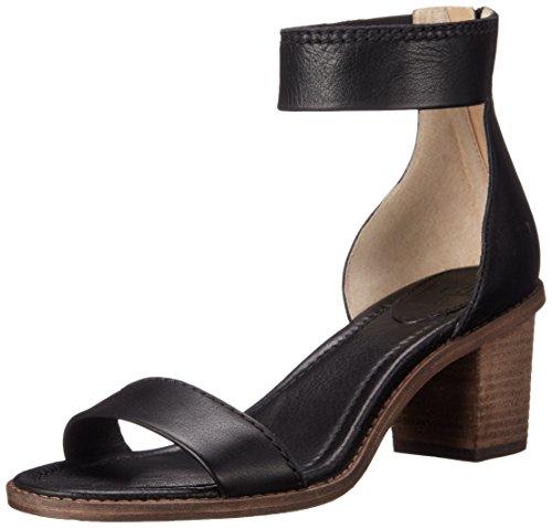 FRYE Womens Brielle Back Zip Sandal