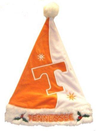 (Tennessee Volunteers Plush Santa Hat)