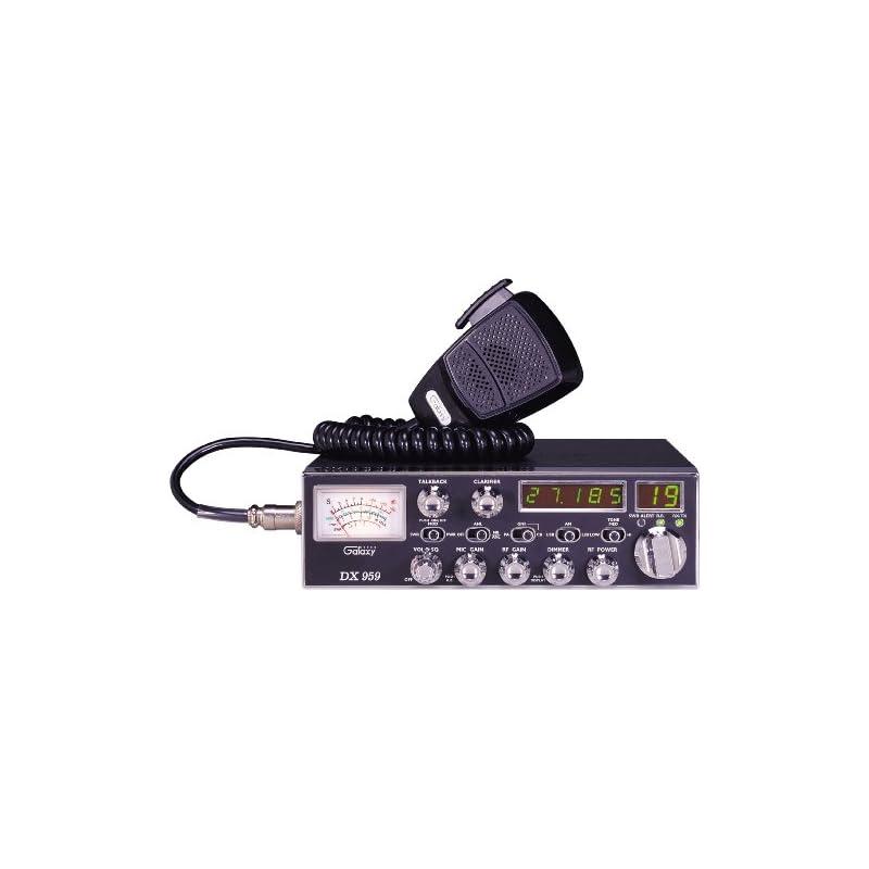 Galaxy-DX-959  40 Channel AM/SSB Mobile