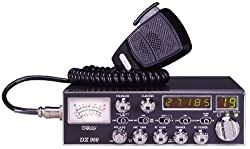 Galaxy-dx-959 40 Channel Amssb Mobile Cb Radio With Frequency Counter