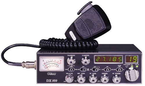 Galaxy-DX-959  40 Channel AM/SSB Mobile CB Radio with Frequency Counter (Cb Base Antennas For Sale)