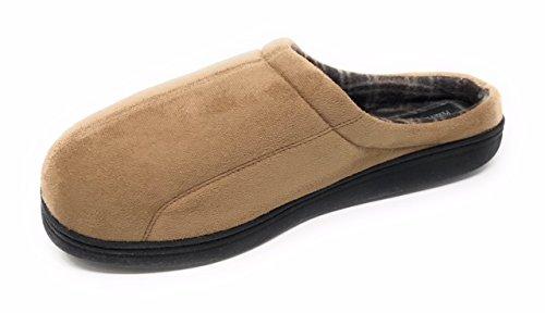 Clog Slippers Men's Perry Beige Ellis Zp84nqwEx