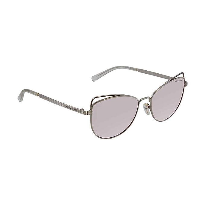 Ray-Ban 11537V Gafas de Sol, Silver, 55 para Mujer: Amazon ...