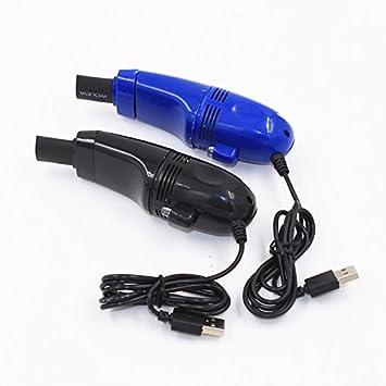 Carcasa de plástico USB Mini Aspirador para PC, Ordenador ...