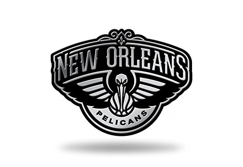 fan products of NBA New Orleans Pelicans Molded Auto Emblem