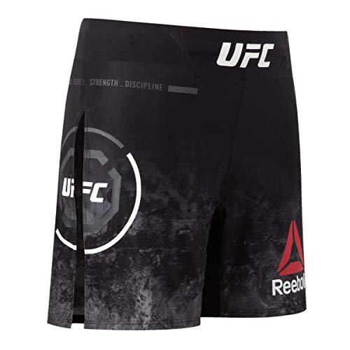 Reebok Men's UFC Fight Night Authentic Gladiator Short