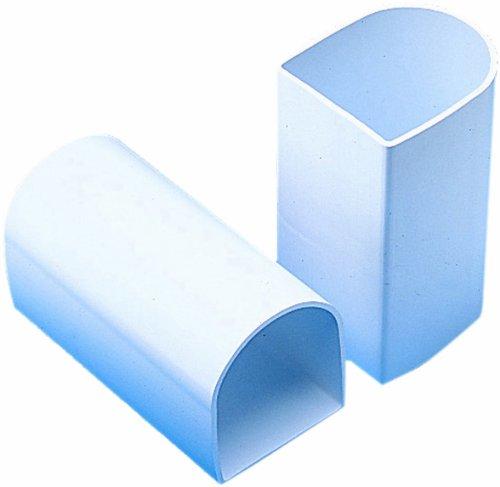 Dock Edge + Inc. Premium PVC Dock Bumper Connector, Pack of 4 (Small, ()