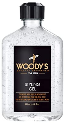 Woody's Quality Grooming Styling Gel