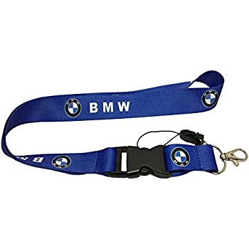 Amazon.com: BMW Motosport Logo Keychain Key Chain Black ...