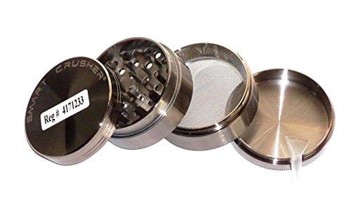 SMART CRUSHER Quality Tobacco non aluminum