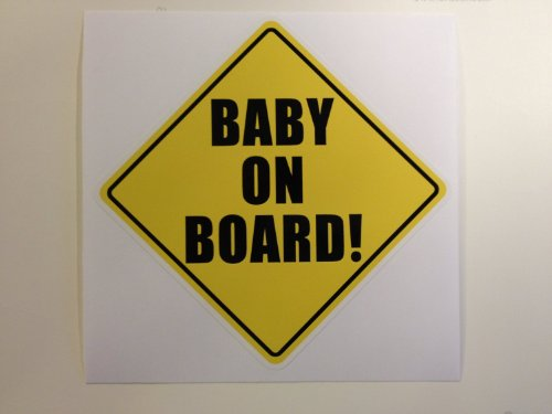 Baby on Board Safety…
