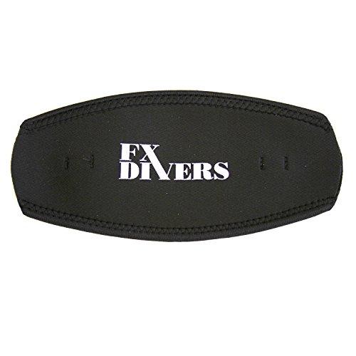 FX Divers Neo Strap Neoprene Velcro