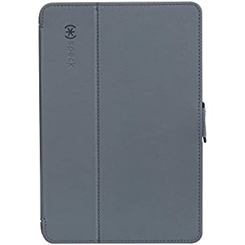 Speck Products 90912-5999 StyleFolio Case and Stand for iPad mini 4, Stormy Grey/Charcoal Grey,