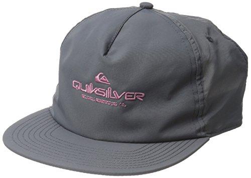 (Quiksilver Men's Originator Trucker HAT, Tarmac, 1SZ)