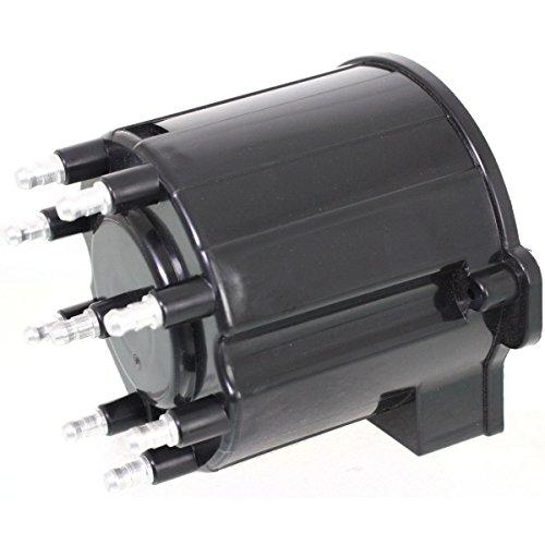 Diften 606-A0184-X01 - New Distributor Cap Black Chevrolet G10 Van 95 94 93 92 91 90 89 88 87 G20 G30