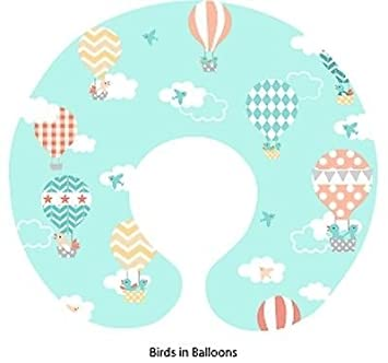 Amazon.com: Boppy almohada Slipcover Aves en globos: Baby