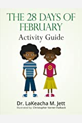 The 28 Days of February Activity Guide Paperback