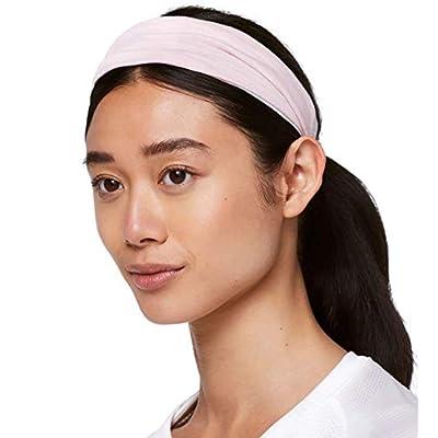 Lululemon Fringe Fighter Headband (Heathered Dusty Pink/Heathered White) at Women's Clothing store