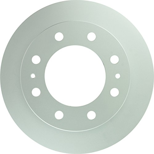 Bosch 25010556 QuietCast Premium Disc Brake Rotor For Select Chevrolet Avalanche 2500, Express 3500/4500, Silverado 2500HD/3500/3500HD; GMC Savana 3500, Sierra 2500/2500HD/3500; Front