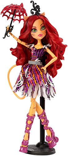 Monster-High-Muecas-Toralei-circo-monstruoso-Mattel-CHX99