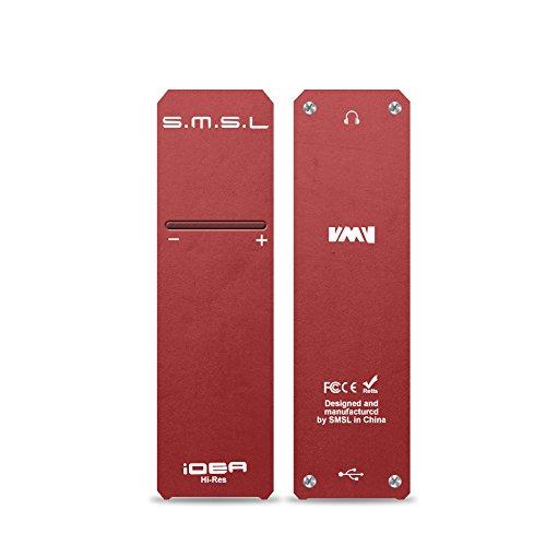 SMSL IDEA SABRE9018Q2C DSD512 Mini DSD DAC (16 Bit Sound Decoder)