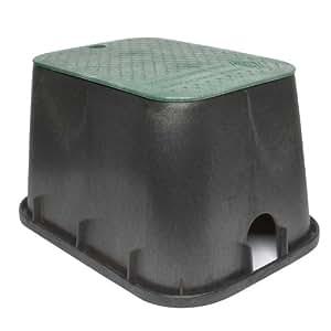 "Storm Drain FSD-120 12"" Deep Sprinkler Valve Box"