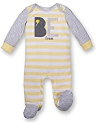03a988b741a5 Amazon.com  Yellows - Footies   Footies   Rompers  Clothing