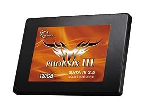G.Skill International Enterprise Phoenix III 120GB Solid State Drive FM-25S3-120GBP3