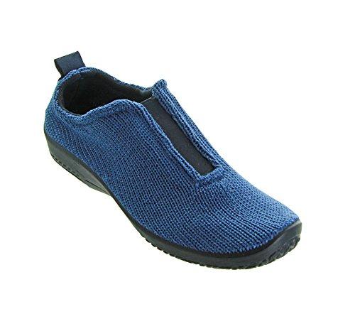 fc4bf1d833c311 Arcopedico Womens Es Slip Sur Mocassins Chaussures Denim - calais ...