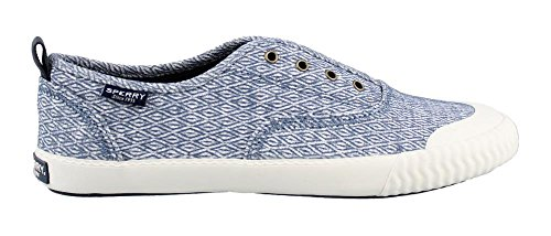 Sperry Paul Sayel clew Diamond Sneaker Navy
